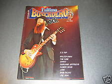 L'ULTIMO BUSCADERO - N.9 1981 - Z.Z. TOP