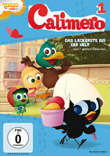 Calimero 1 - The Delicious Ice the World and 7 Another Episodes DVD NEW