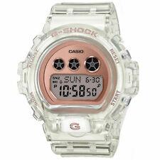 Casio G-Shock women's GMDS6900SR-7 Digital Watch Clear Timepiece shock Water