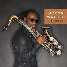 Myron Walden - Momentum Digipak CD NEUWERTIG
