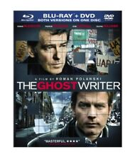 The Ghost Writer [New Blu-ray] With DVD, Widescreen, Ac-3/Dolby Digital, Dolby