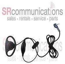 D Ring Headset PTT Vertex VX231 VX454 VX351 VX354 VX451 EVX531 EVX534 EVX539