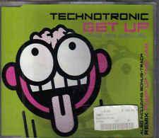Technotronic-Get up Cd maxi single 5 tracks