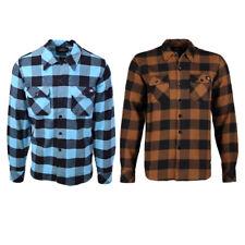 Dickies Men's Plaid Sacramento L/S Flannel Shirt (Retail $44.99 USD)
