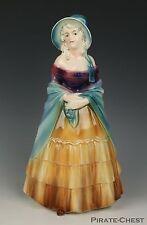 "Katzhutte figurine 267 ""Lady with Shawl"" WorldWide"