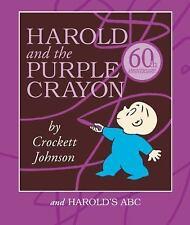 Harold and the Purple Crayon Board Book Box Set by Crockett Johnson (2015,...