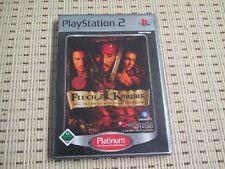 Fluch der Karibik Die Legende des Jack Sparrow für Playstation 2 PS2 PS 2 *OVP P