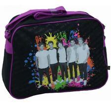 ONE Direction Paint Splat palestra Uni Scuola Messenger Bag 1d HARRY NIALL ZAYN LOUIS