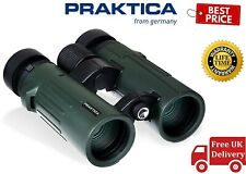 Praktica 8x42mm Pioneer Waterproof Binoculars (UK Stock)