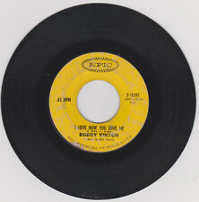 BOBBY VINTON - I LOVE HOW YOU LOVE ME - LITTLE BAREFOOT BOY - 45 RPM - 1968