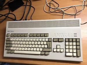 Amiga 1200 Recapped Mit 16GB CF Commodore