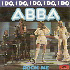 ☆ CD Single ABBA I do I do I do I do 2-Track CARD SLEEVE  ☆