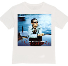 The Divine Comedy t-shirt - all sizes in stock  - message after purchase