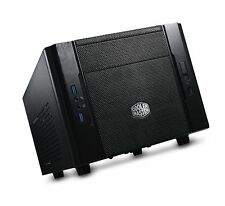Cooler Master Elite 130 - Mini-ITX Computer Case with Mesh Front Panel and Wa...
