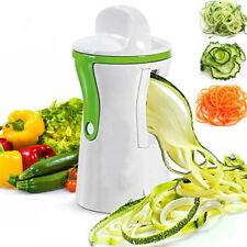 Vegetable Spiral Slicer Kitchen Shred Tool Noodle Make Cutter Process Peeler New