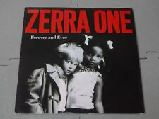 """Zerra One:   Forever and ever  UK  7""""   EX+"""