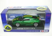Lotus Evora GT4 (green metallic)