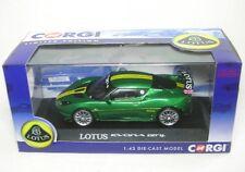Lotus Evora GT4 (green metallic)