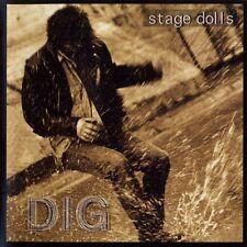 Stage Dolls - Dig MEGA RARE AOR (Treat, Wig Wam,TNT, Europe)