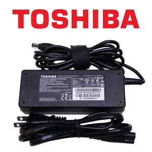 Genuine Toshiba 75W 15V AC Adapter Power Supply for Satellite A10 A100 A105