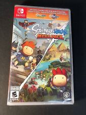 Scribblenauts MegaPack [ 2 Games in 1 Pack ] (Nintendo Switch NEW