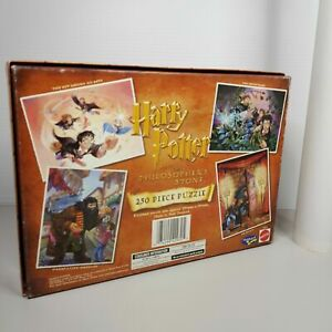 Harry Potter Philosophers Stone Jigsaw Puzzle And Poster