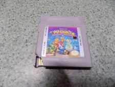 Mr. Chins Gourmet Paradise Gameboy Nintendo CART DAMAGE