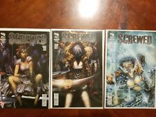 Zenescope comics Screwed 1-5