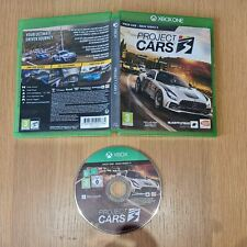 Project Cars 3 Xbox One xb1 PAL Game komplett frei p&p