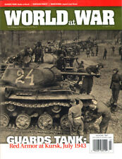 WORLD AT WAR NUMBER 13 GUARDS TANK RED ARMOR AT KURSK JULY 1943 - UNPUNCHED