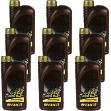 9x1 litres Pemco ANTIGEL Antifreeze 912+ solution à diluer les liquides de refroidissement rouge