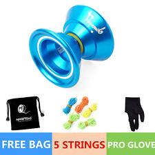 Professional Magic YOYO Ball N5 Desprado Aluminum Alloy Kids Toys Gift Blue W]