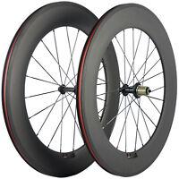 88mm Drahtreifen Fahrradreifen Rennrad Fahrrad Laufradsatz 700C Shimano8/9/10/11