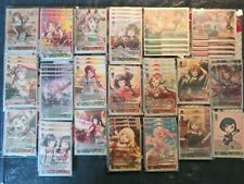 Weiss Schwarz TCG Japanese Bang Dream Deck with Playmat Near Mint Double Sleeved