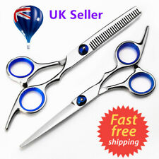 Professional Hair Cutting & Thinning Scissors Shears Hairdressing Set Case Bt20