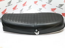 HONDA CB 550 four k0 k1 k2 Seat reproduction with inscription Persol