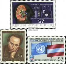 Oostenrijk 2002,2003,2004 (compleet.Uitgaven) postfris 1990 Speciale postzegels