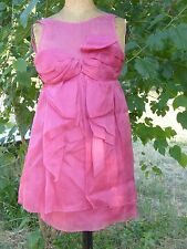 ROBE PAULE KA LEGERE EN SOIE T F 36 38 I 40 42 US 6 8 UK 8 10 +++