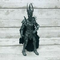"2002 Marvel Lord of the Rings The Dark Lord Sauron 11"" Action Figure Rare"