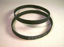 2 Replacement Drive Belts for WEN 930 wood planer USA FREE SHIPPING