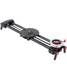 Proaim 2ft Moonwalk Video Camera Slider CARBON FIBER Rails Fly-Wheel load 8 Kg