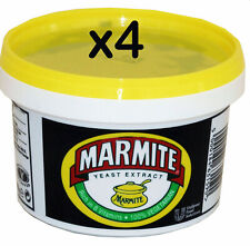 More details for marmite 4 x 600g catering tub yeast extract