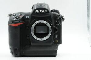 Nikon D3 12.1MP Digital SLR Camera Body [No Charger] [Parts/Repair] #188