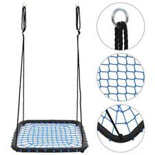 AX Altalena 104x76cm 200kg Blu 91810 Attrezzatura gioco outdoor giochi Giardino