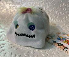 "Disney Store Tsum Tsum Mini Plush 3.5"" JAPAN Scrump Ghost Halloween *US SELLER*"