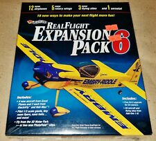 Great Planes Real Flight Expansion Pack 6 - New & Sealed Simulator Software