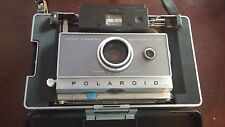 Vintage Polaroid Automatic 100 Land Camera w/ Accessories & Flash 1960s