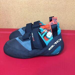 Adidas Five Team Asym VCS Men's Rock Climbing Shoe Size 7 BC0859 Green/black New