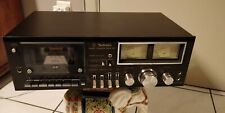 Technics RS-631 Stereo Cassette Deck (1978-79)
