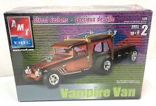 Vampire Van AMT Plastic Model Kit in New Factory Sealed Box 1:25